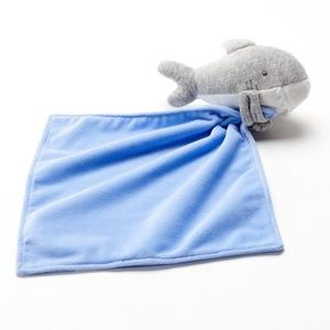 Carter's Accessories - Carters - Shark Security Blanket  W/Rattle (NWT)